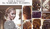 Hair & Make-Up by Nadezda Vlasova