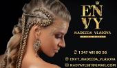 Evny - Hair and Makeup by Nadezda Vlasova