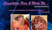 Competition Hair & Make-Up by Anna